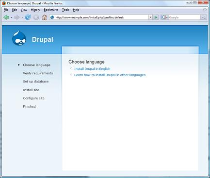 A php script to run email service?