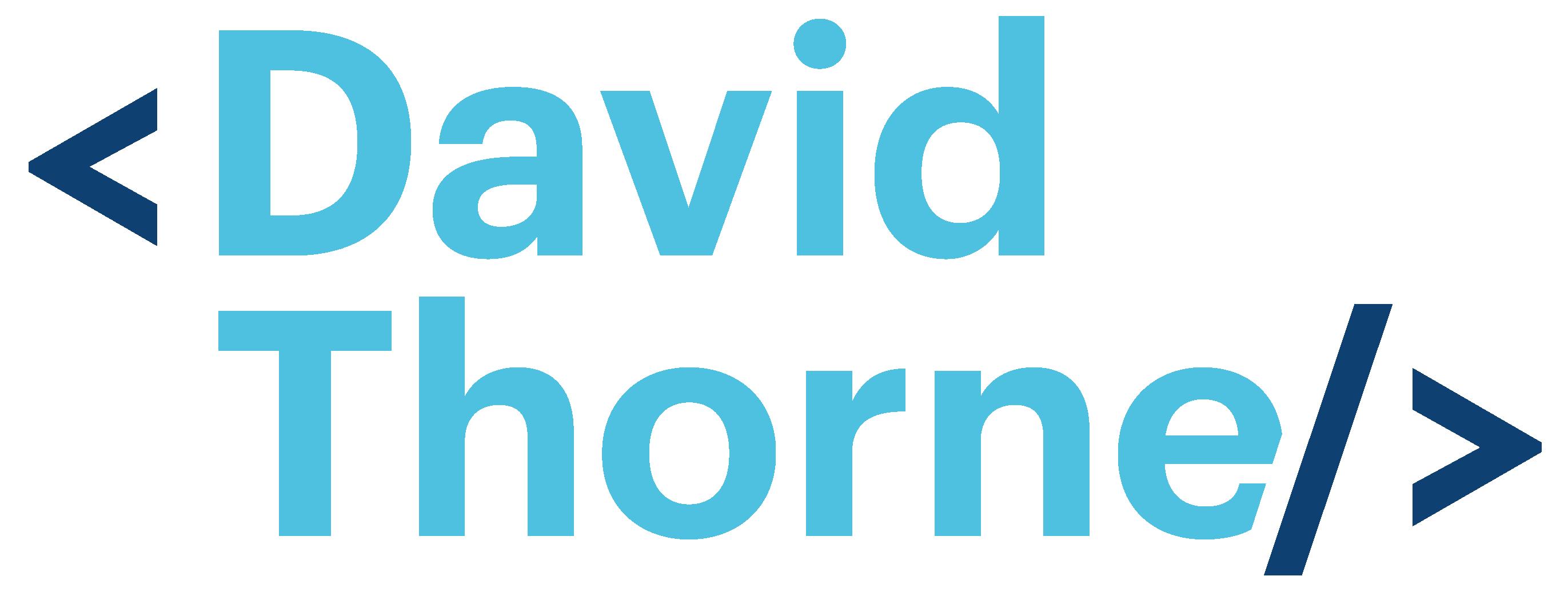 David Thorne Ltd Drupal