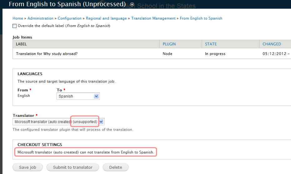 Microsoft translator removed support for Bing ID, requires access