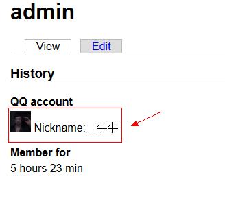 D7] QQ login integration [#1497394]   Drupal org