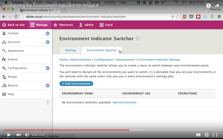 Environment Indicator Live Line Detector Video