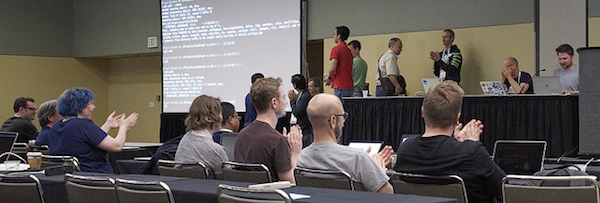 Drupal sprint commit at DrupalCon Baltimore 2017