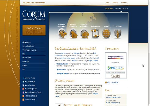 CorumGroup