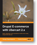 New Drupal Book - Drupal E-commerce with Ubercart 2.x