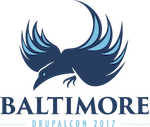 DrupalCon Baltimore logo Apr 24-28