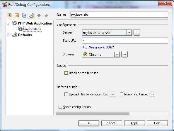 Configuring PHPStorm | Develop guide on Drupal org