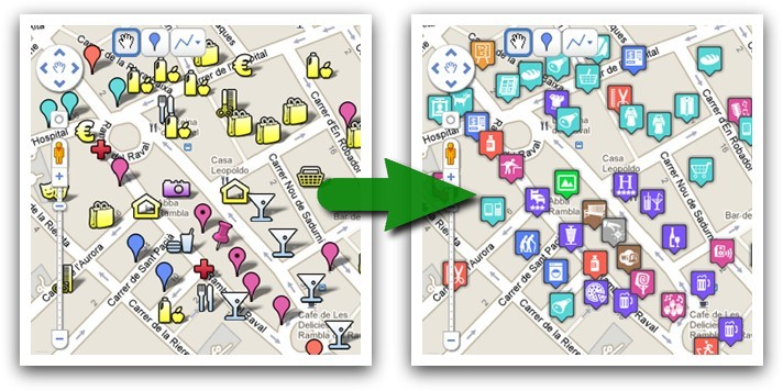 Is It Possible To Use Custom Markers Drupalorg - Google maps custom marker
