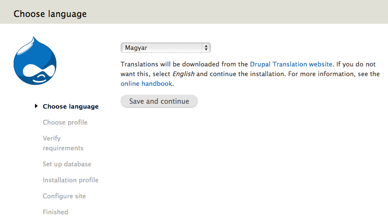 Enhance language select form with textbox and other tools ...