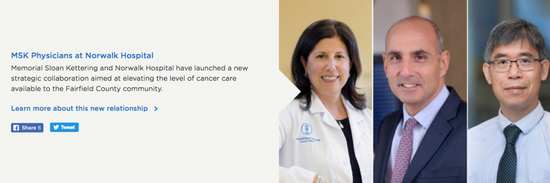 Memorial Sloan Kettering Cancer Center - First Enterprise