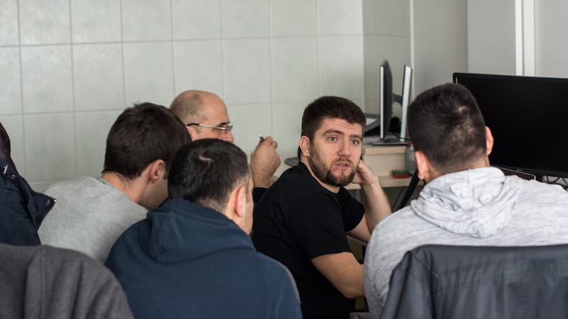 Drupal training in Novi Sad