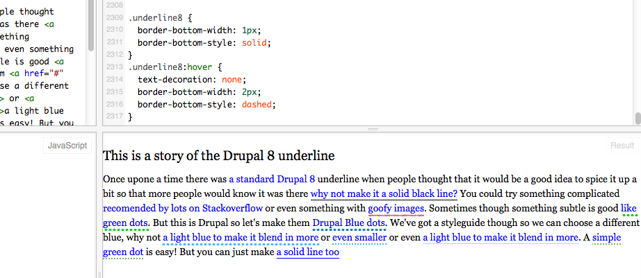 Links Should Not Be Indicated By Color Only 890362 Drupal Org