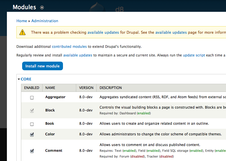 screenhot, drupal-blue rounded button styling