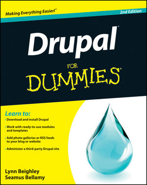 Drupal For Dummies (2nd Edition) | Drupal.org
