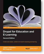 Drupal for Education and E-Learning - Second Edition | Drupal.org