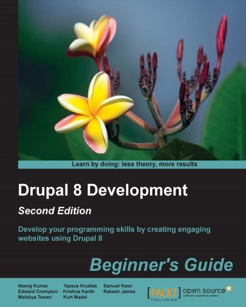 How to write custom module in drupal