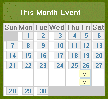 Whats New On Calendar >> What S New In Calendar 2 X For Drupal 6 Drupal Org