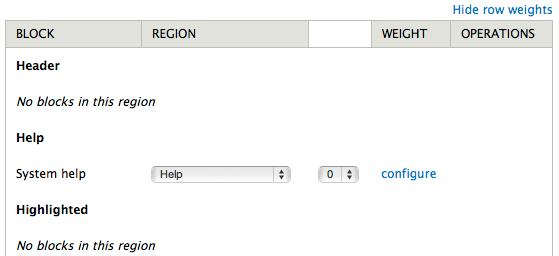 Sticky table headers need to react properly to