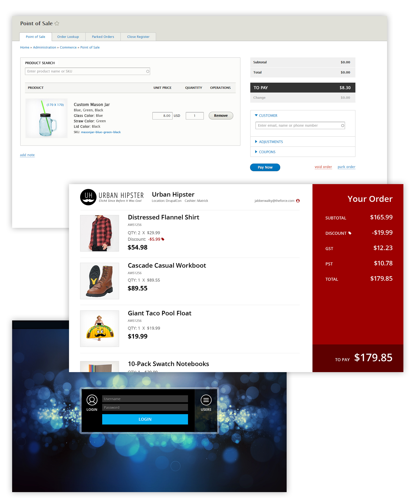Commerce Point of Sale (POS) | Drupal org