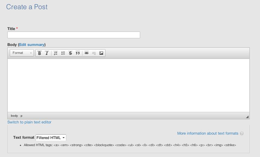 Replace Aloha with CKEditor via CKEditor project [#1879036