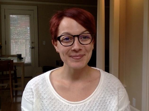 Amanda Gonser from Drupal Association