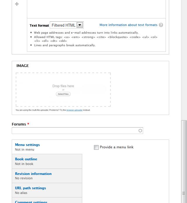 Add HTML5 Drag & Drop upload to Field file [#1683838