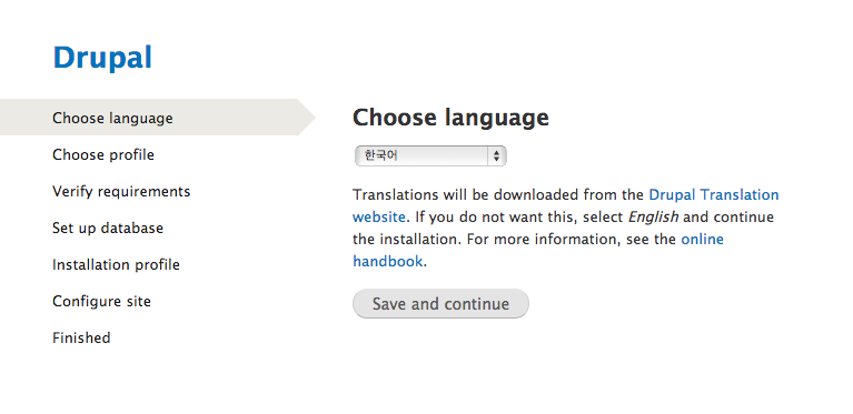 how to change language abbreviation drupal 7