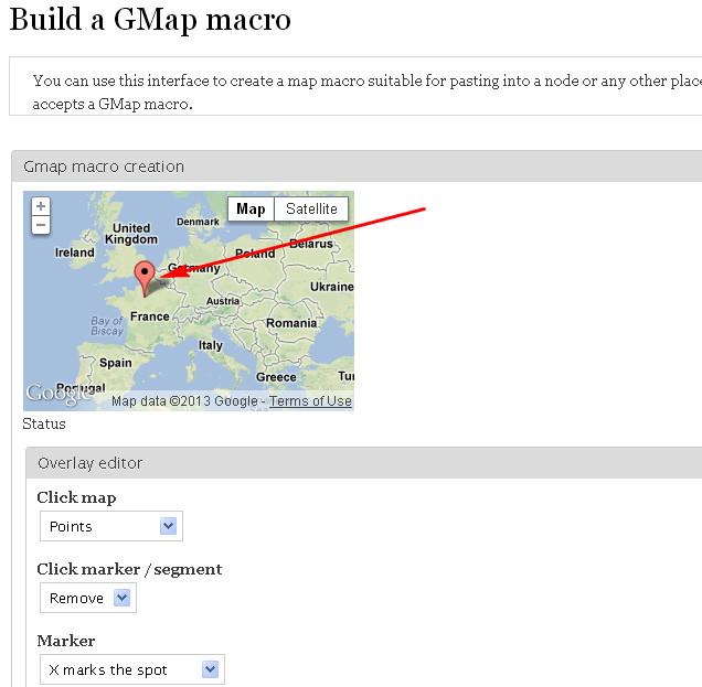 Gmap maker problem [#1974524] | Drupal org