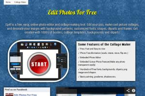 Edit Photos For Free Online make photo collage