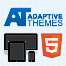 Adaptivetheme - Built for Mobile with HTML5