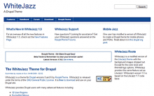WhiteJazz Screenshot