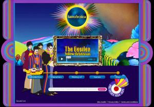 Yellow Submarine Homepage