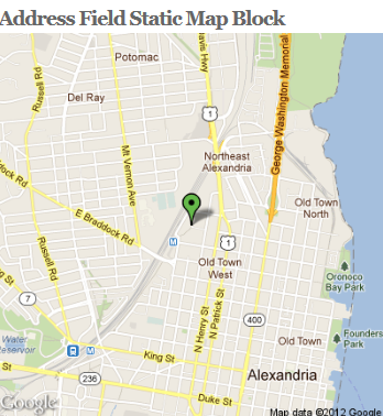 Map With Addresses Address Field Static Map | Drupal.org Map With Addresses