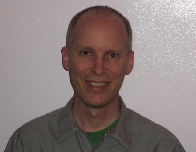Author Aaron Winborn