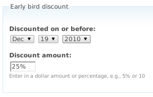 UC Early Bird Discount