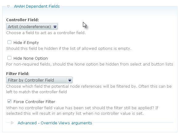 Dependent Fields   Drupal org
