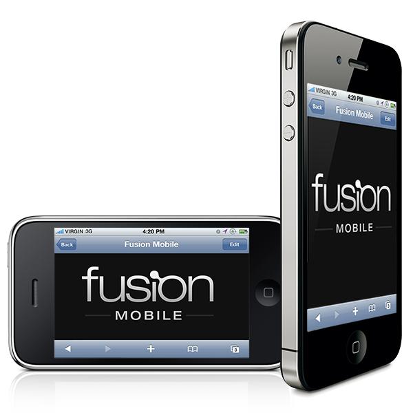 رونمایی Mobile fusion در ماه اکتبر