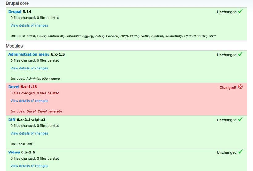 Hacked! | Drupal org