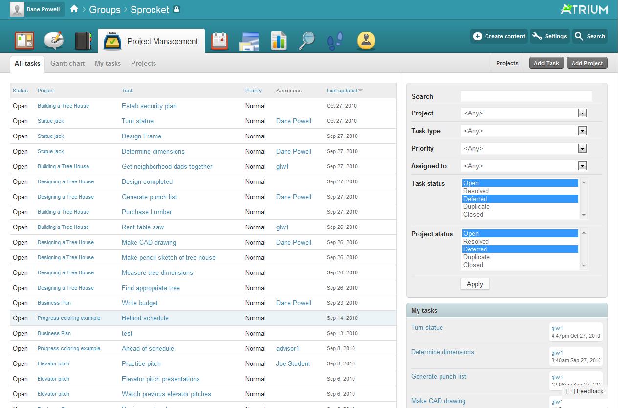Case Tracker Plus | Drupal org
