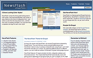 newsflash drupal org