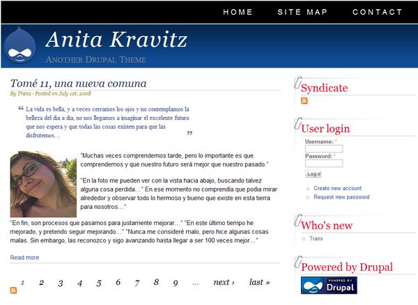 Anita Kravitz