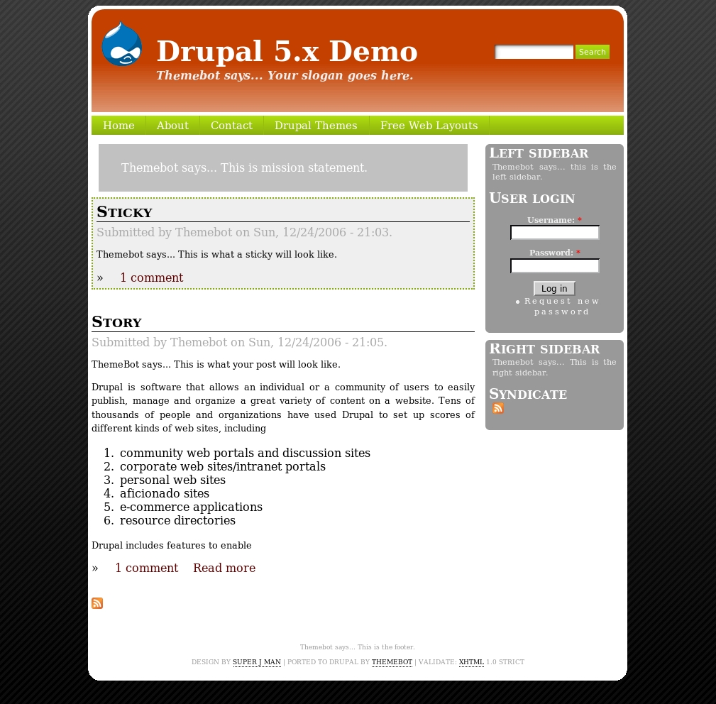 Stylized Beauty | Drupal org