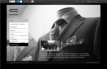 SuitArt Website
