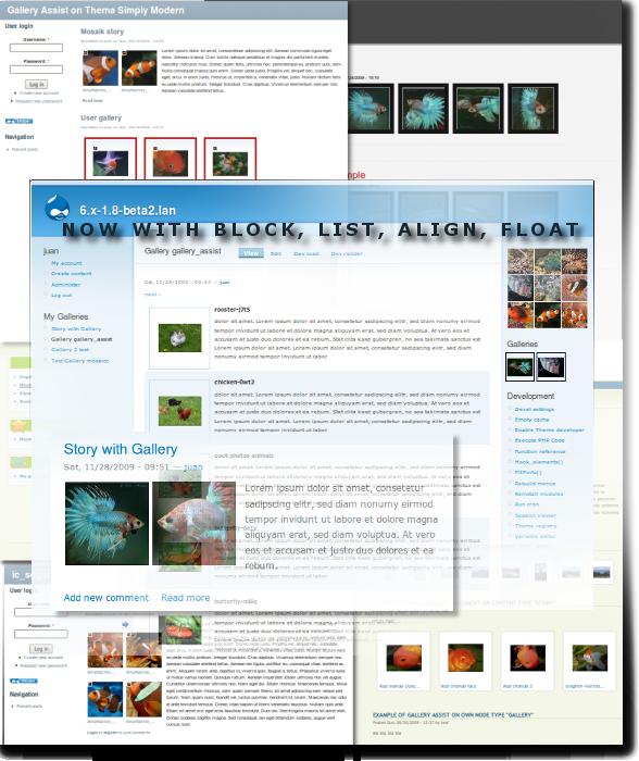 Gallery Assist | Drupal.org