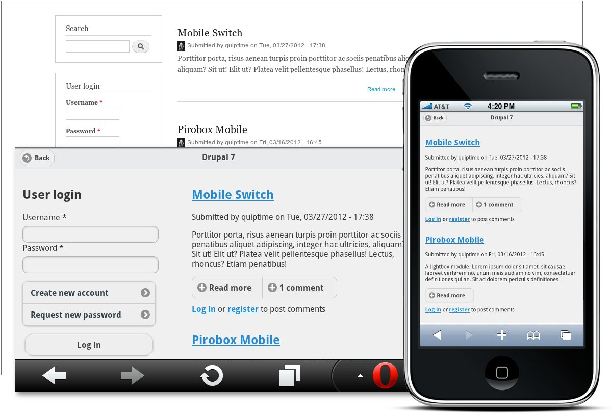 Mobile Switch | Drupal org