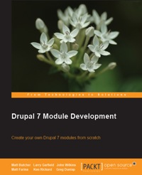 New book: Drupal 7 Module Development