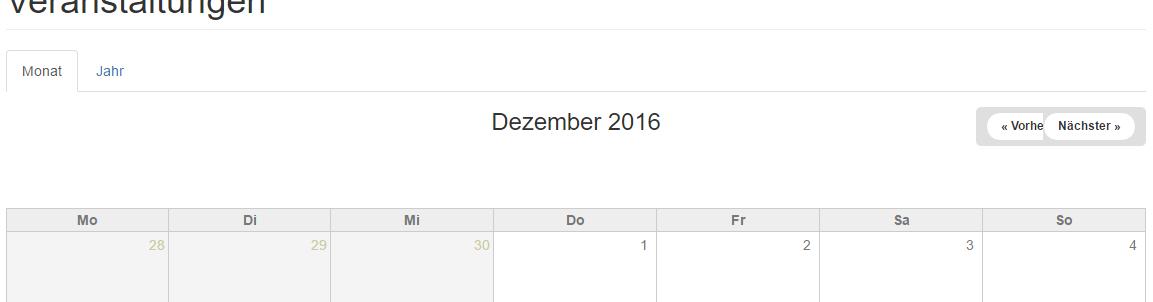 Add date/calendar module template [#2839880] | Drupal.org