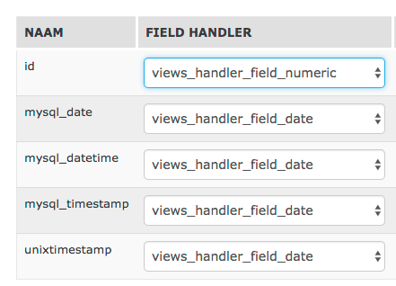 Dates are coming up blank in Views [#2571471] | Drupal org