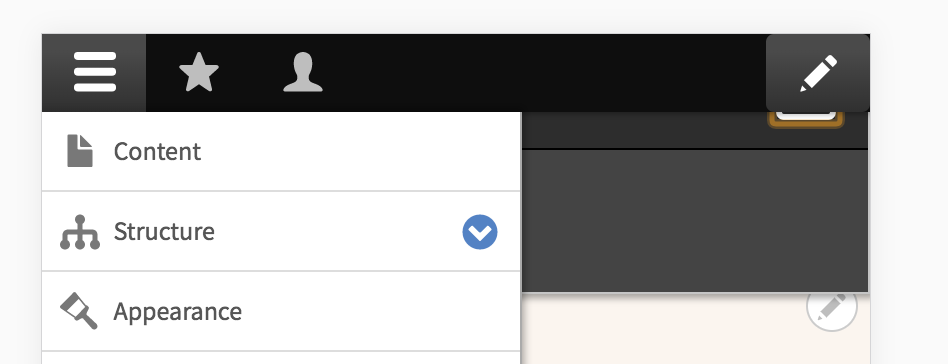Allow off-canvas dialog to be rendered at the top of the