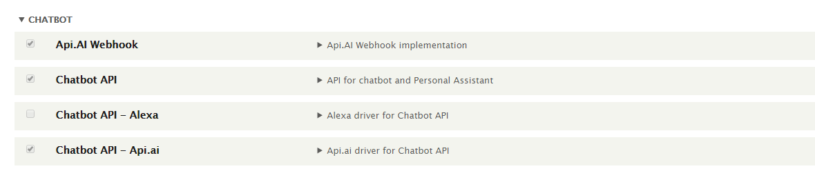 Failing to handle api_ai_webhook\src\ApiAi\Model\Webhook