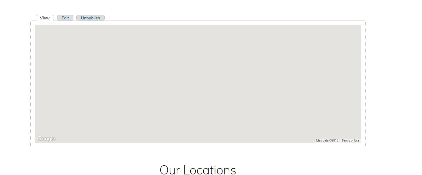 Embed Iframe google map [#3019573] | Drupal org